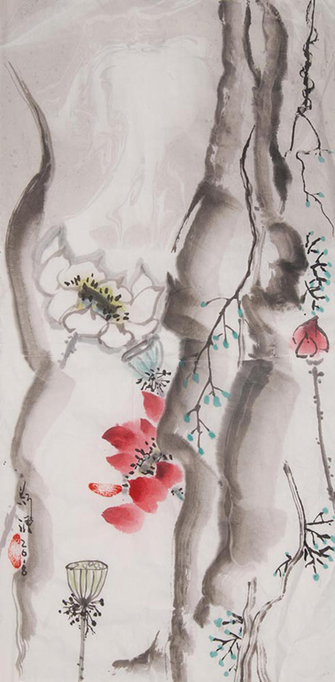 Love Flowers-4 by Siyuan