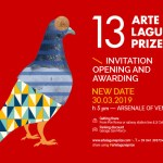 Christine Lavanchy - Arte Laguna Invitation Opening and Awarding 30.03.2019