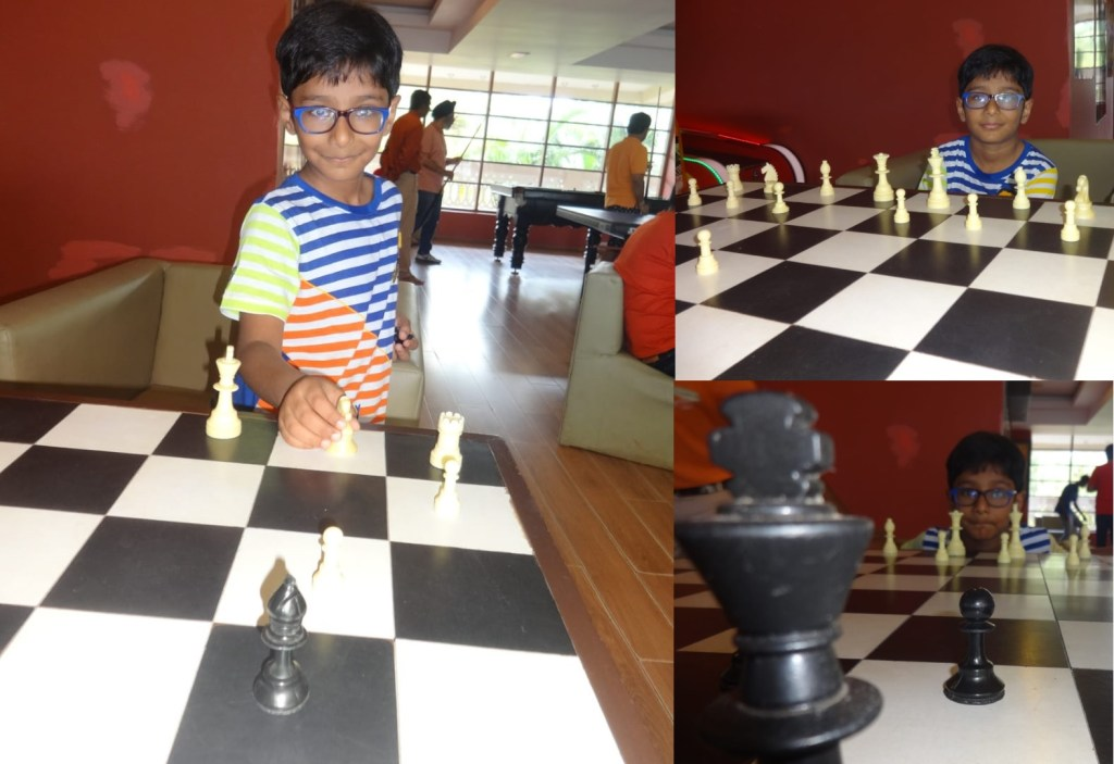 Chess is a best game to beat the heat of 'Negativity?'