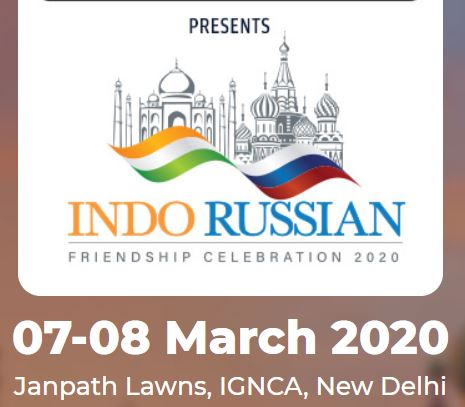 Indo Russian Friendship Celebration Show