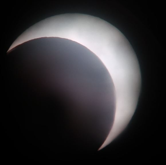 Solar Eclipse Jun 2020