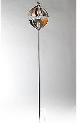 Locker Windspiel Segel 42203 Windrad Eisen Gartendeko Art Jardin