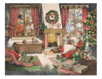 Le lendemain de Noël