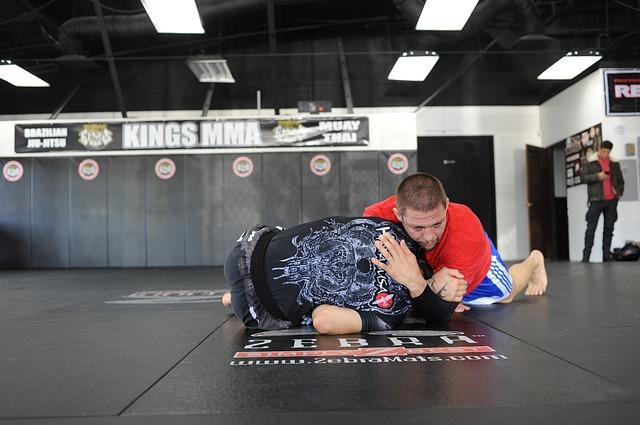 Boxe anglaise arts martiaux mixtes