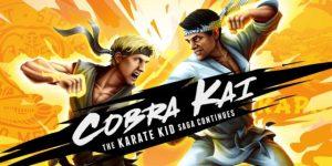 Plonger dans la suite de Karate Kid avec Cobra Kai