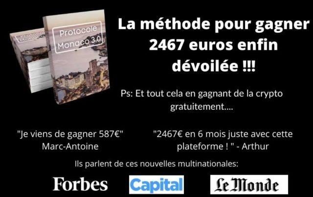 La méthode pour gagner 2467 euros dévoilée