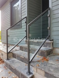 Contemporary Stair Railing for the Interior of Your Home