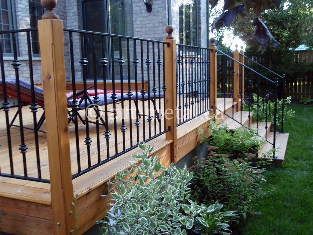 Outside Decks And Patios