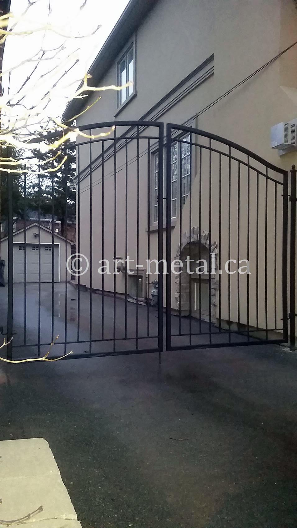 Get Creative Entrance And Driveway Gate Designs In Toronto