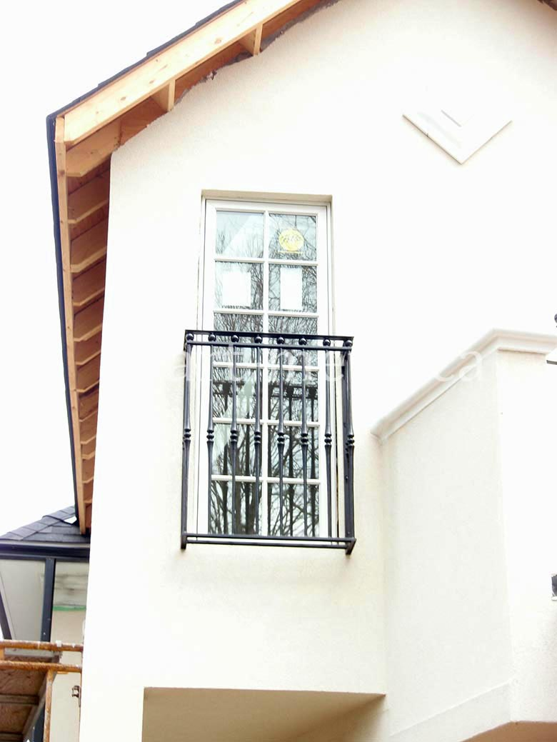 Railing Porch Modern