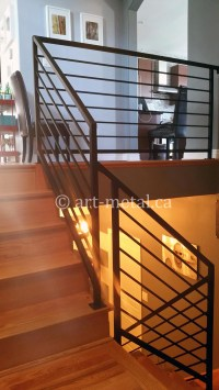 Buy and Install Interior Railings in Toronto and the GTA