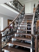 Get Best Wrought Iron Staircase Designs Ideas in Toronto