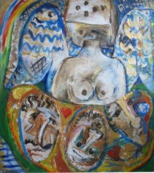 ArtMoiseeva.ru - Colored Dreams - Chance