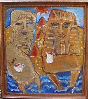 ArtMoiseeva.ru - Colored Dreams - Egypt