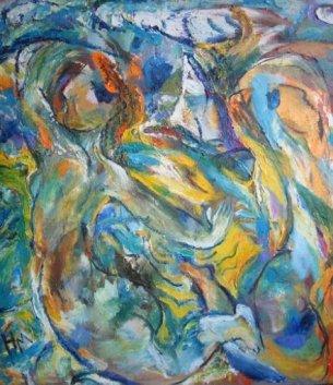 ArtMoiseeva.ru - Colored Dreams - Ocean