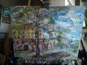 Natalya Moiseeva - Old city