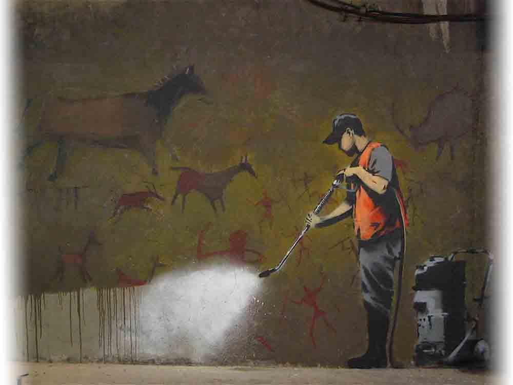 Топ-10 ярких примеров вандализма в искусстве