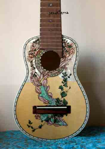 Ink-Illustrated-Guitars-by-Artist-Pez-De-Tierra-4