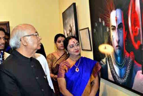 религиозный скандал Анирудха Сайнатха Кришнамани