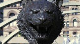 ai weiwei zodiac heads bronze in nathan phillips square toronto_5