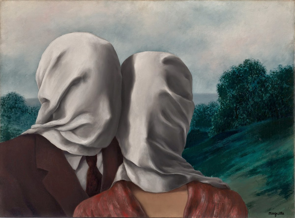 3 странные картины известных художников