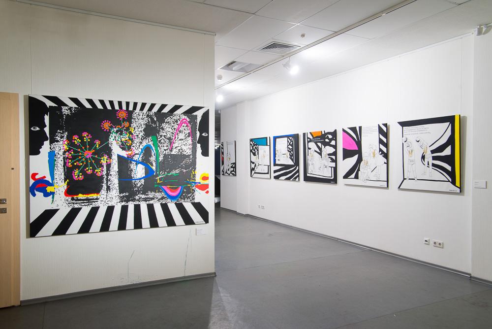 В Музее истории Киева открылась выставка LOVE.contemporary