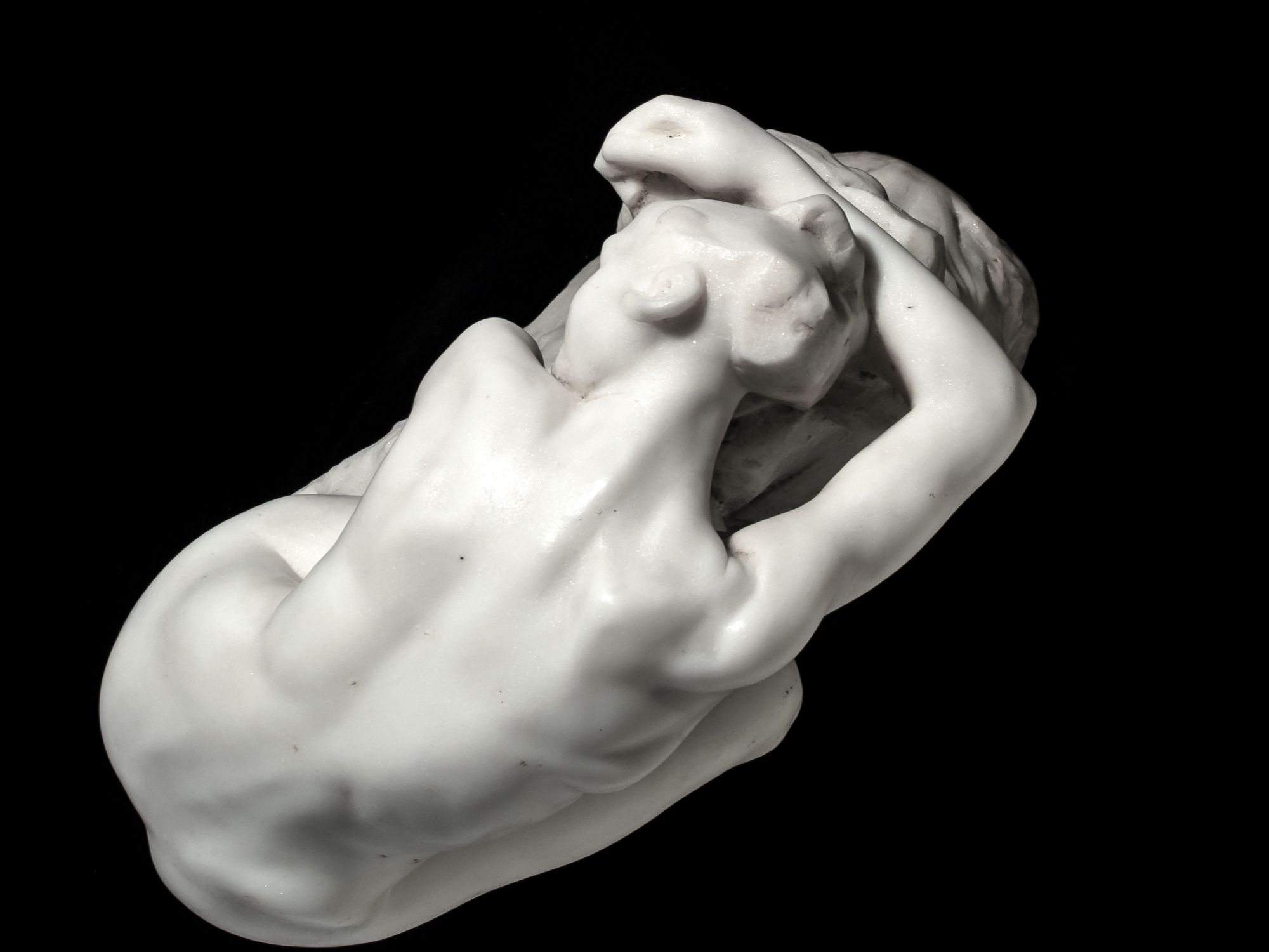 Встолице франции ушла смолотка скульптура Огюста Родена «Андромеда»