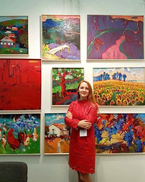 Проект «Non Stop. Art» від LERA LITVINOVA GALLERY