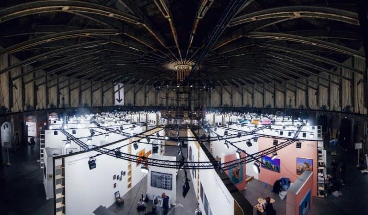 Ярмарка новой фотографии «Невидимый Амстердам» объявляет участников и программу на 2017 год