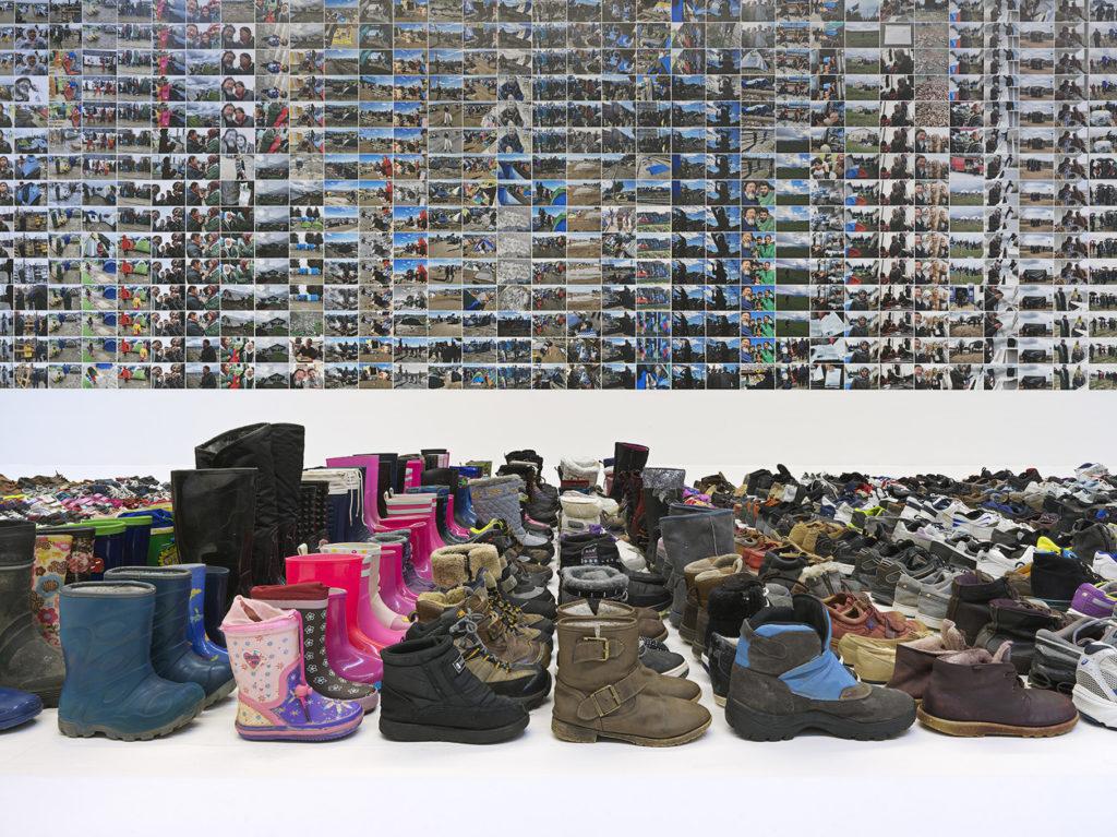 Ай Вэйвэй открывает первую выставку в регионе Персидского залива