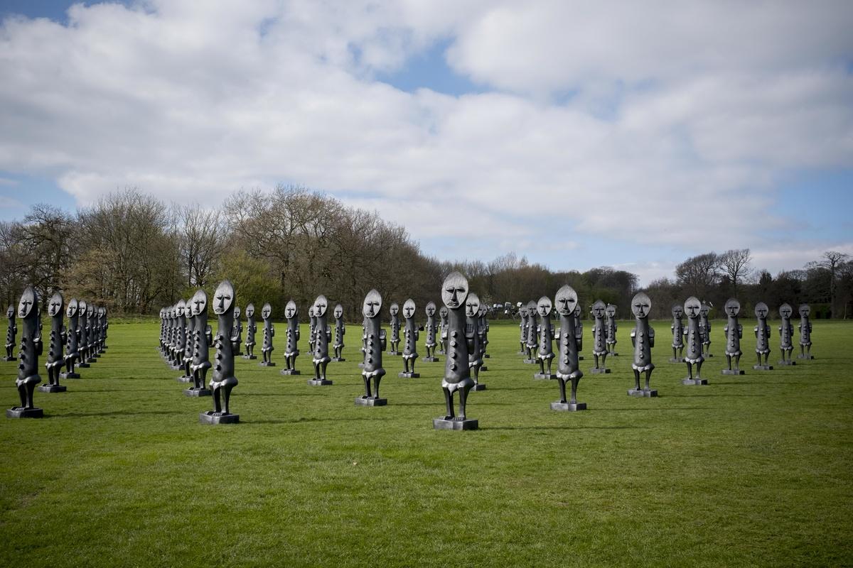 Топ-5 самых интересных парков скульптур в мире