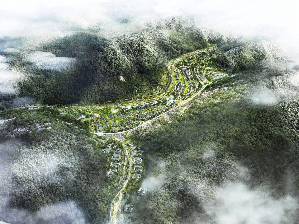 Китай построит огромный город искусств под Пекином