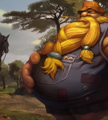 Chinese Girl Wallpapers Hd Gragas Poro Wallpapers Hd League Of Legends Wallpapers
