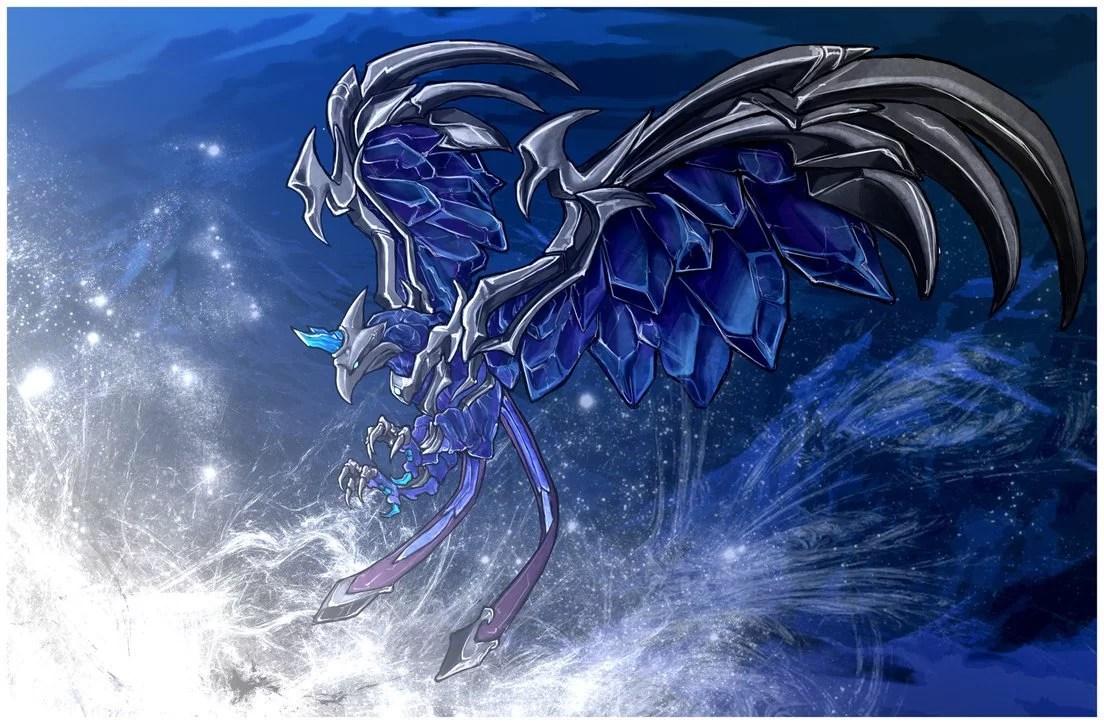 Hd Zed Wallpaper Blackfrost Anivia Fan Art League Of Legends Fan Art Art