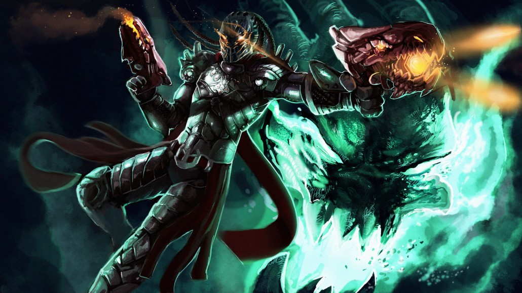 Dragonslayer Lucian League Of Legends Fan Art Art Of LoL