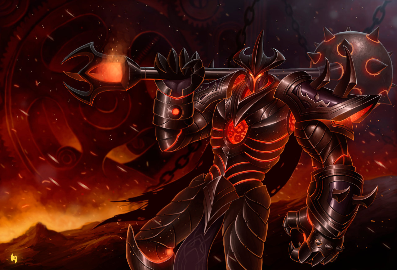 elemental dragon slayer mordekaiser