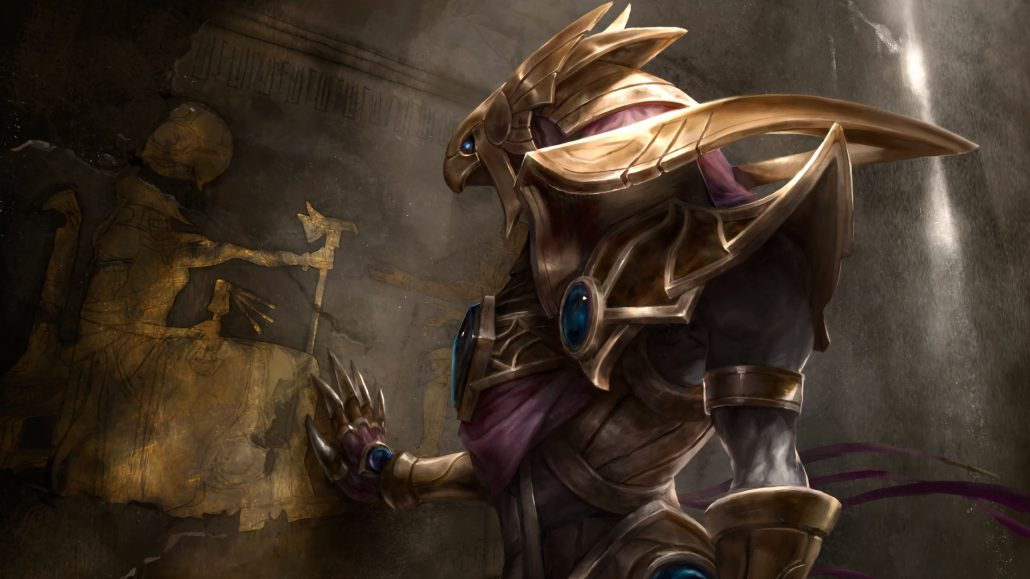 Nocturne Wallpaper Hd Azir League Of Legends Wallpapers Hd 1920 215 1080 League Of