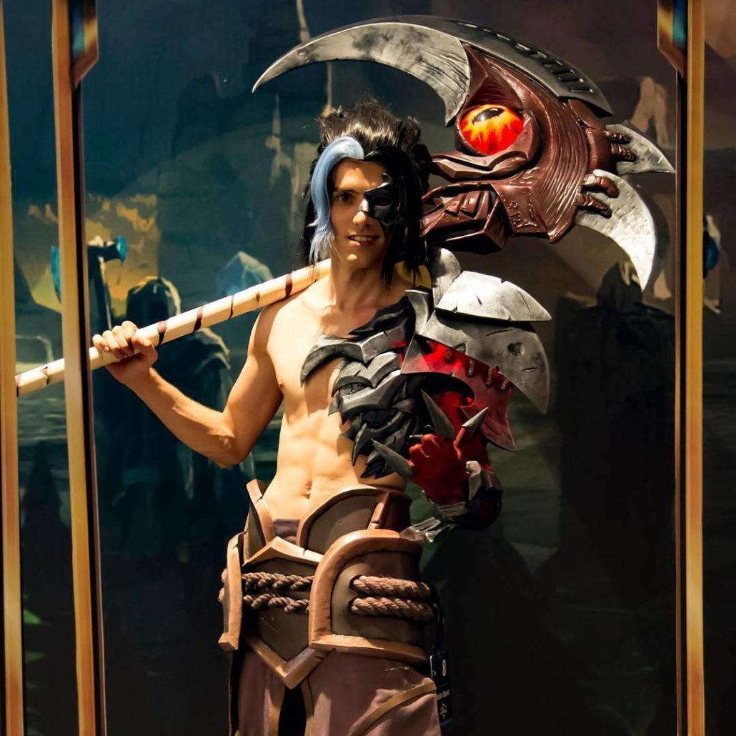 Kayn League Of Legends Cosplay Art Of LoL