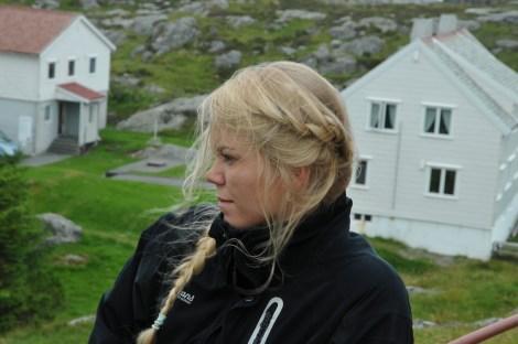 Ragazza norvegese