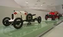 Un modello Porsche del 1922