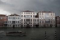 Luci da temporale sul Canal Grande
