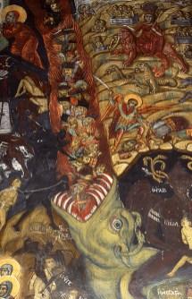 Affresco nella Cattedrale di S. Giovanni a Nicosia