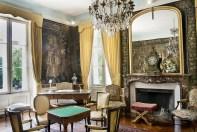 Un salotto di Clos Lucé