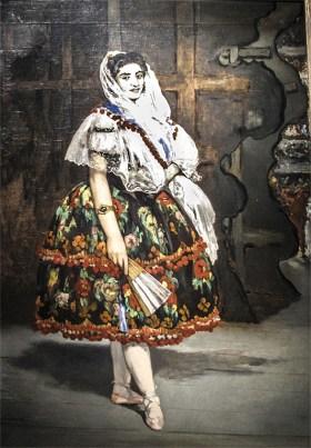 """Manet, """"Lola di Valencia"""""""