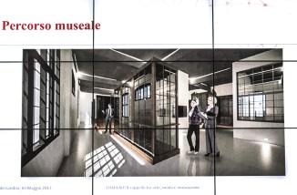 Progetto del museo