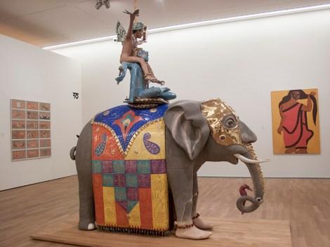Luigi Ontani, GaneshaMusa