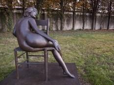 Materima Bronzo, nudo di donna