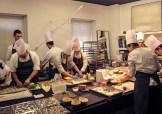 Show cooking chef Berton