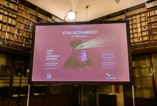 La sala dell'archivio storico di Milano al castello
