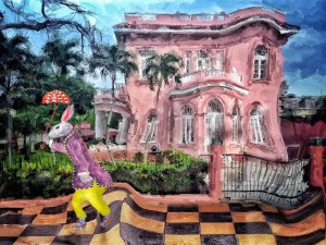 nancy-bardos_RollerRabbit-in-Havana